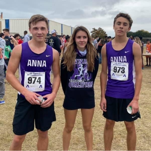 Bibb Twins Qualify for State XC Meet